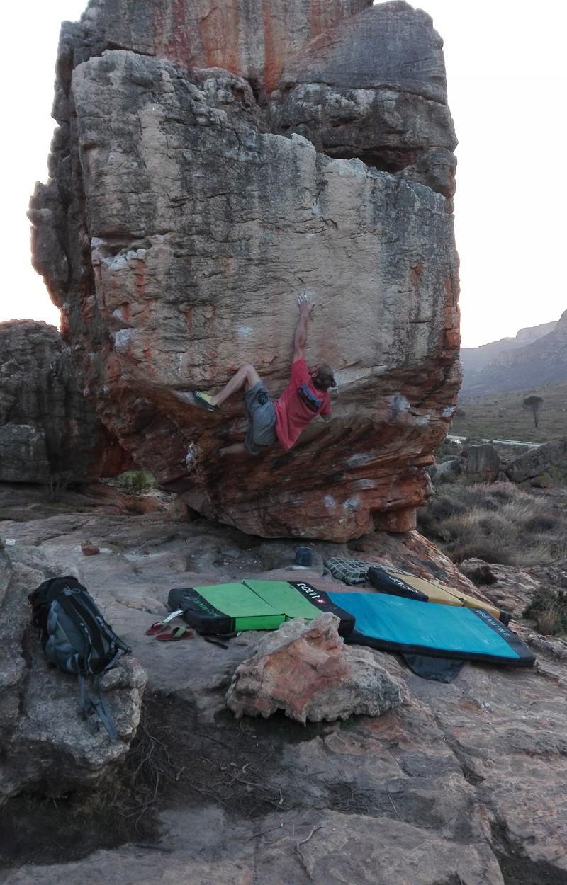 Bouldertrip Rocklands