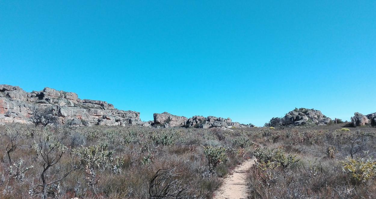 Bouldertrip Rocklands Südafrika