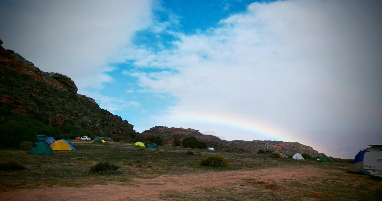 Bouldertrip Südafrika Rocklands
