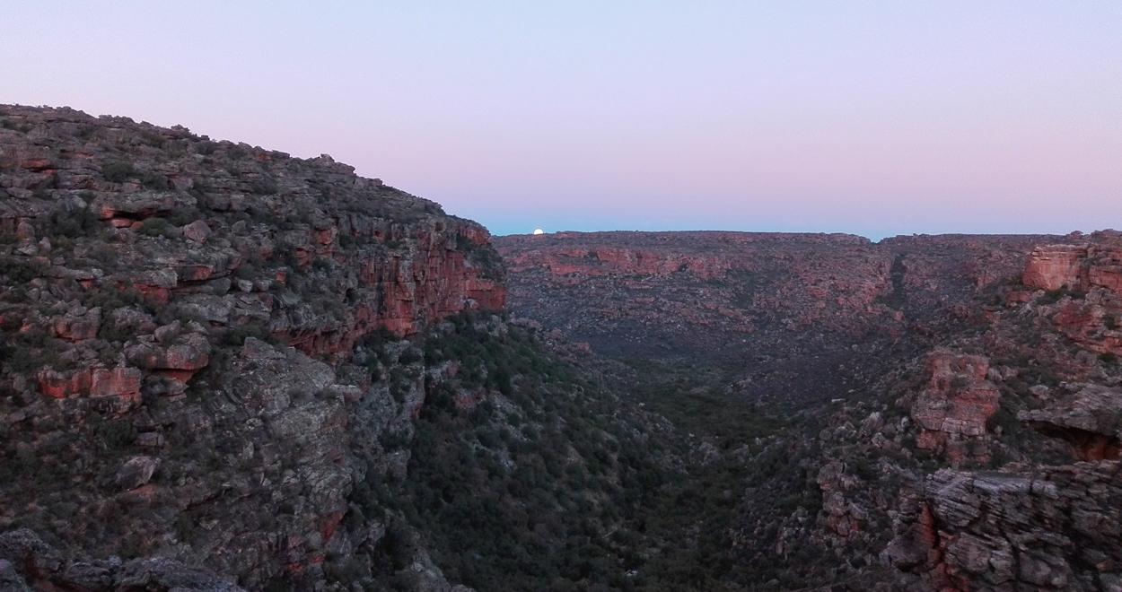 Rocklands Südafrika