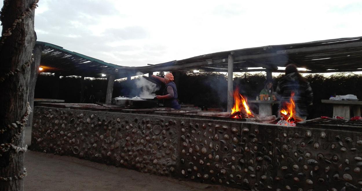 Boulder Trip Südafrika Fire