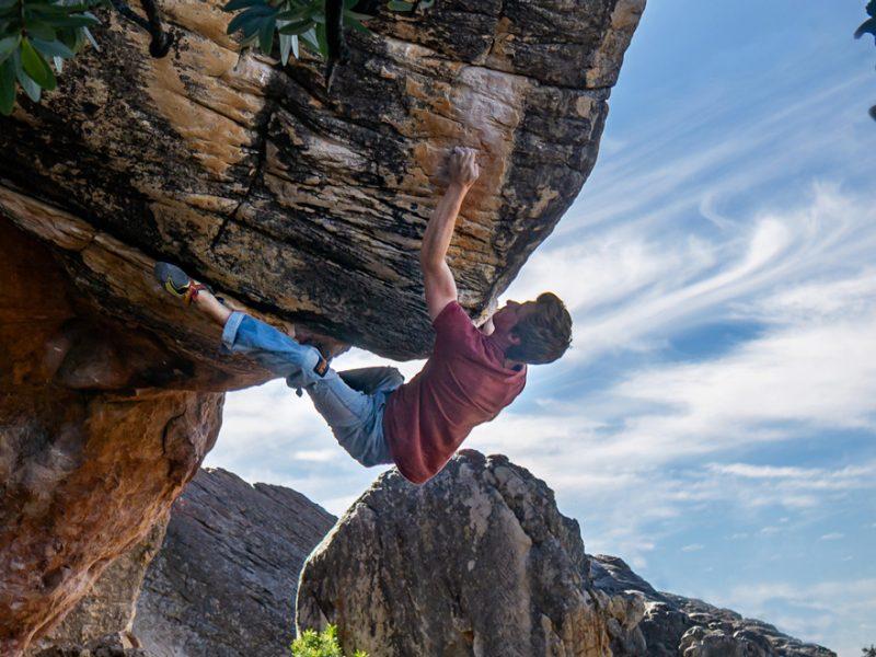 Rocklands Boulderurlaub