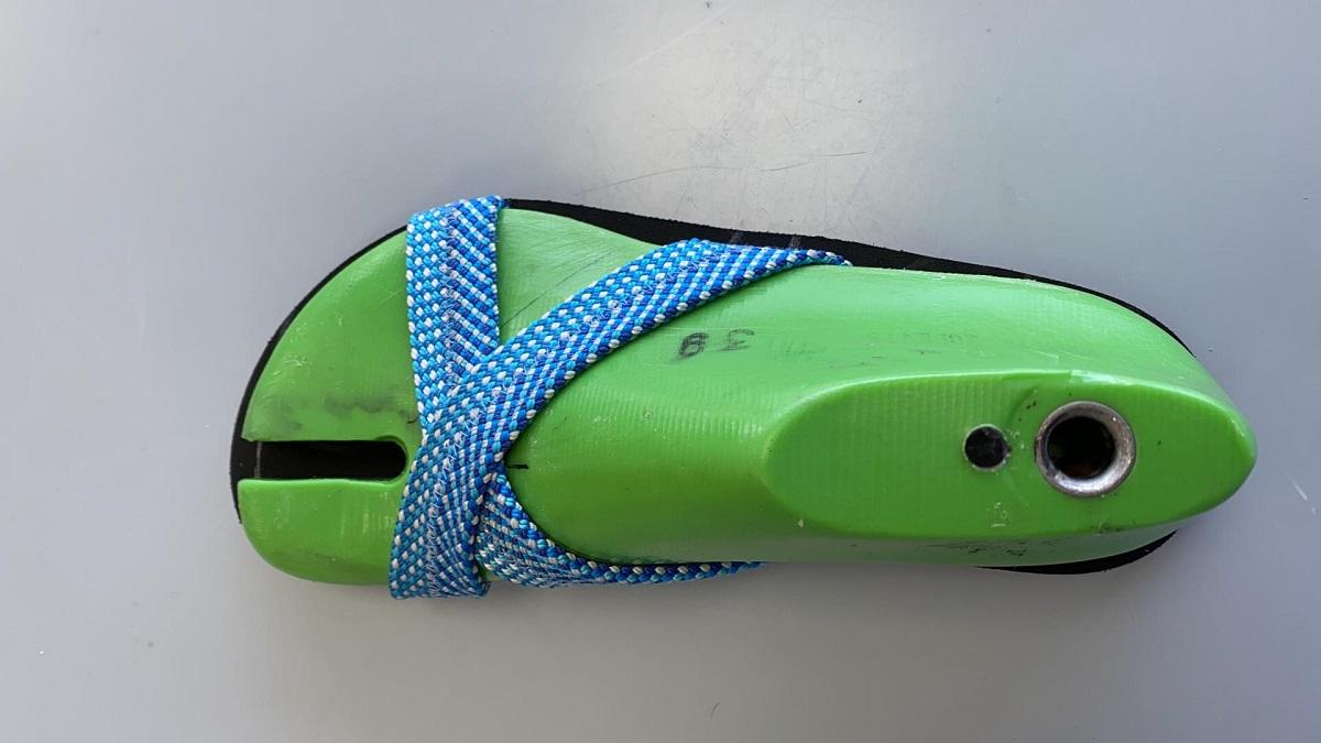 Dog-X aus recyceltem Material