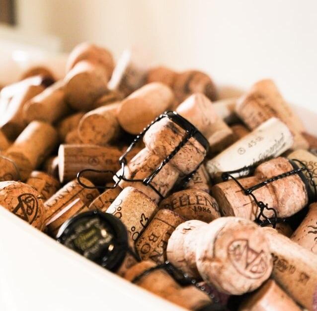 Weinkorken Recycling mit unserer Recycling Challenge