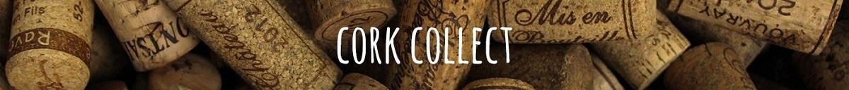 Cork Collect mit Weinkorken