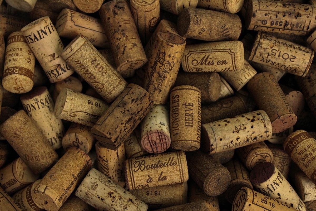 Weinkorken sammeln mit unserer Cork Collect Aktion
