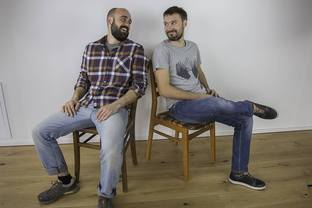 Maximilian und Matthias- chefs von Doghammer