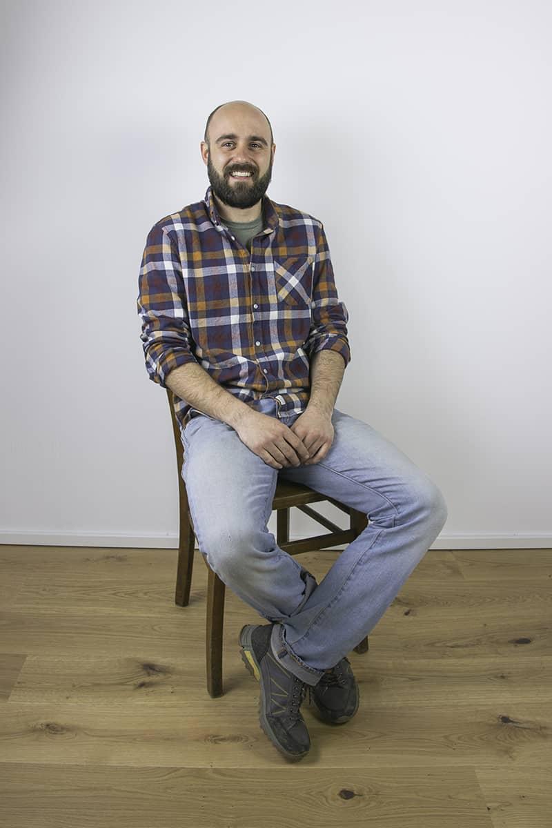 Matthias aka Hiasi - Gründer von Doghammer