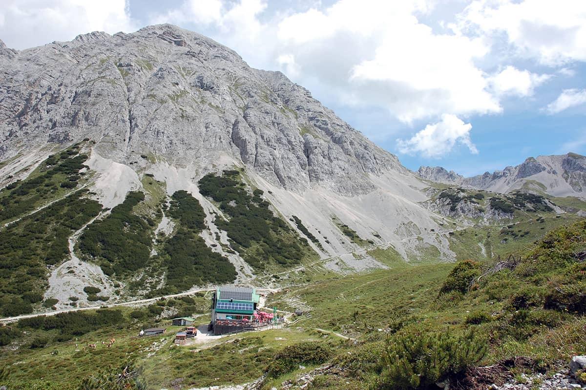 Wanderung vom Goetheweg zur Pfeishütte