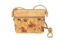 Umhängetasche - kleine Handtasche aus Kork