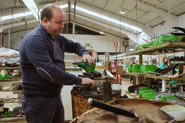 faire schuhproduktion in europa