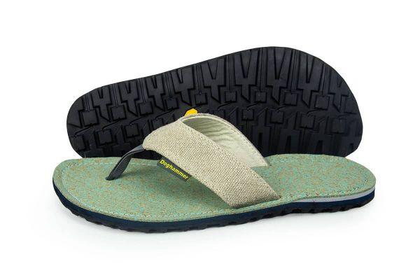 outdoor zehentrenner mit vibramsohle