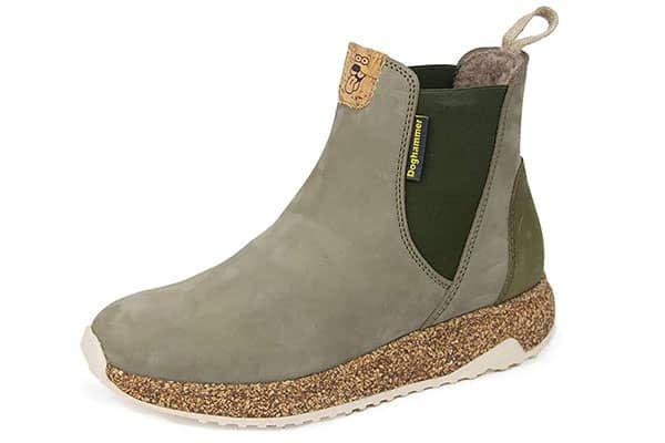nachhaltige chelsea boots leder