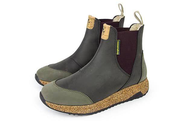 nachhaltige vegane chelsea boots
