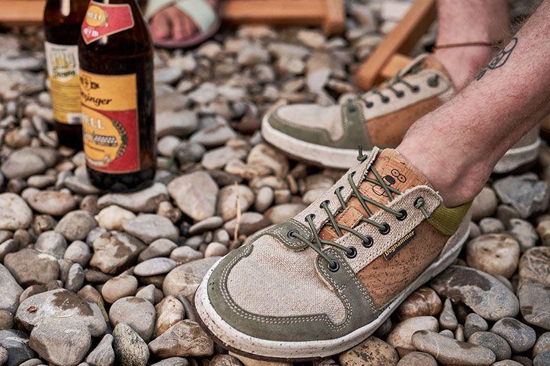 nachhaltige sneaker aus kies