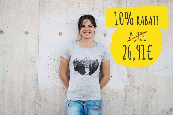 alp t-shirt for women