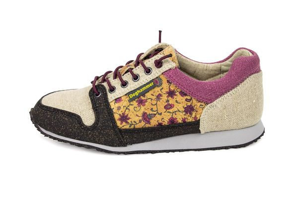 Vegan Cork Traveller LT | Flower Madl