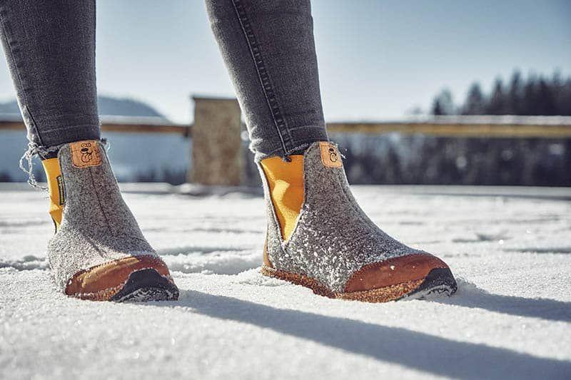 nachhaltige chelsea boots für damen